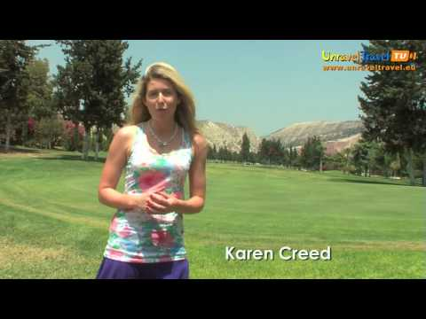 Cyprus Golf Introduction - Unravel Travel TV