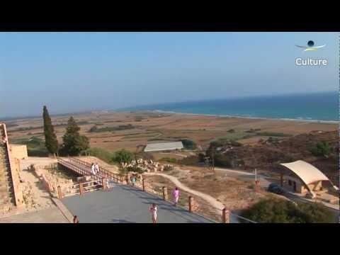 Kourion Archeological Site Cyprus