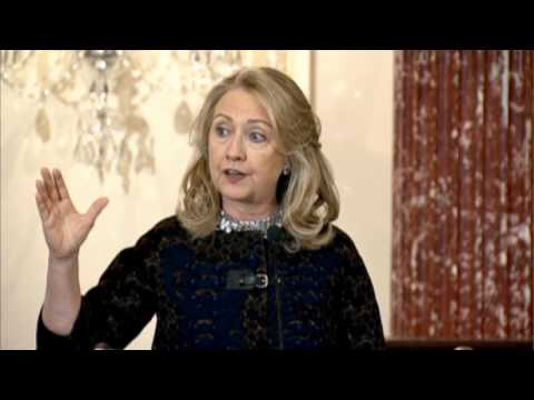 Hillary Clinton - Protecting Widelife is Protecting Natural Beauty - Unravel Travel TV