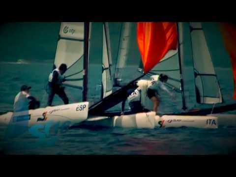 ISAF Youth Sailing World Championship 2013 Promotional Video - Cyprus