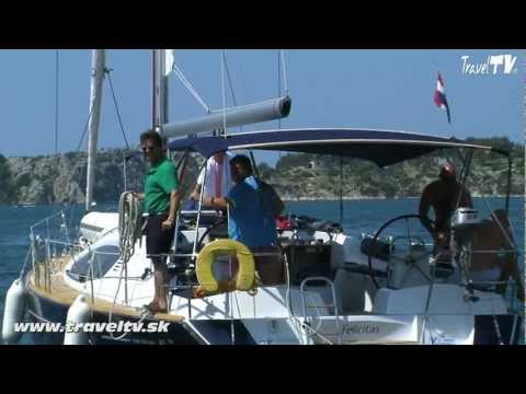 Šibenik, kemp rezortu Solaris - Travel TV